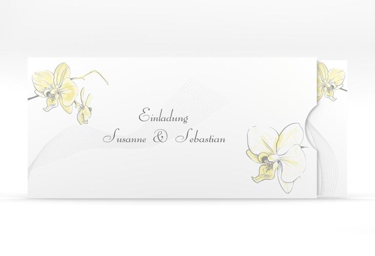 """Einladung Hochzeit """"Modena"""" Einsteckkarte"""