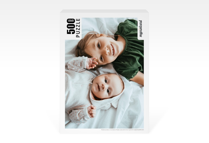 Fotopuzzle hoch 500 Teile 500 Teile