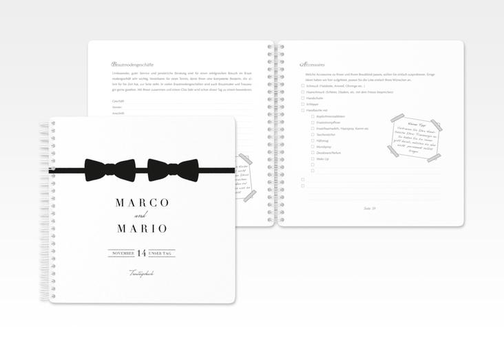 """Trautagebuch Hochzeit """"Suits"""" Trautagebuch Hochzeit"""