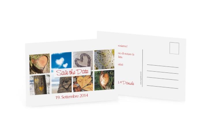 Biglietti Save the Date collezione Lyon A6 Postkarte