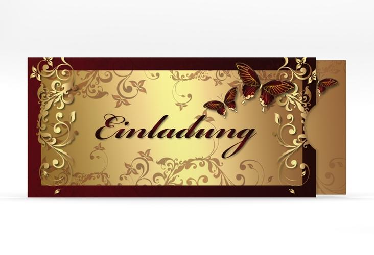 """Hochzeitseinladung """"Toulouse"""" Einsteckkarte"""