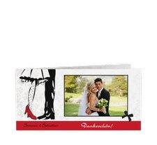 """Danksagungskarte Hochzeit """"Straßburg"""""""