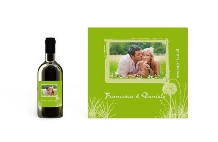 Etichette piccolo matrimonio collezione Murcia Etikett Piccolo