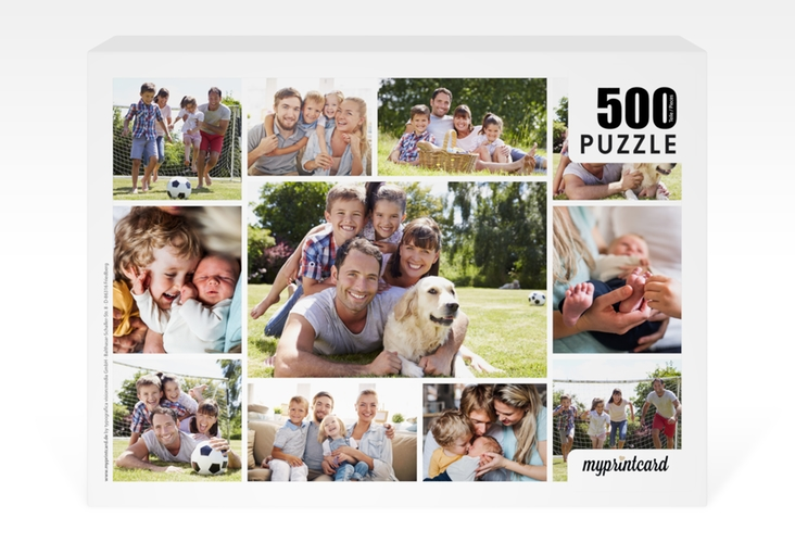 """Fotopuzzle 500 Teile """"Highlights"""" 500 Teile"""