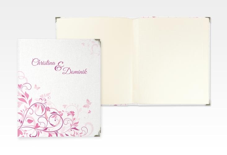 """Hochzeitsalbum """"Lilly"""" 21 x 25 cm"""