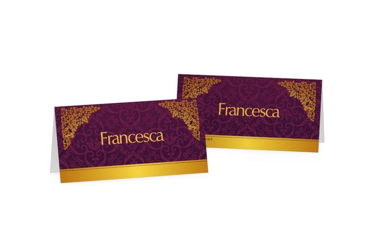 Segnaposti matrimonio collezione Istanbul Tischkarten