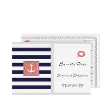 "Save the Date-Postkarte ""Girona"""
