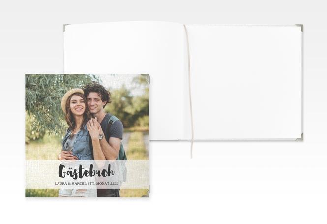 """Gästebuch Selection Hochzeit """"Mirage"""" Hardcover"""