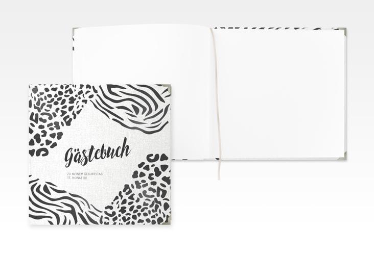 "Gästebuch Selection Geburtstag ""Wild"" Hardcover"