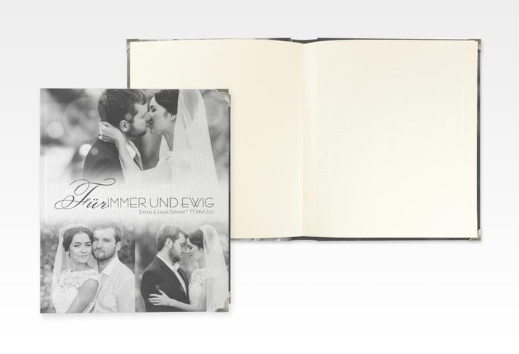 """Hochzeitsalbum """"Bokeh"""" 21 x 25 cm"""