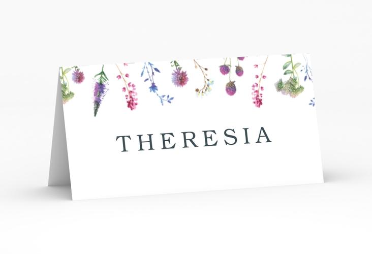"""Tischkarte Hochzeit """"Wildblumen"""" Tischkarten"""