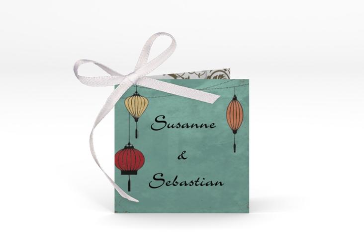 """Geschenkanhänger Hochzeit """"Turin"""" Geschenkanhänger 10er Set"""