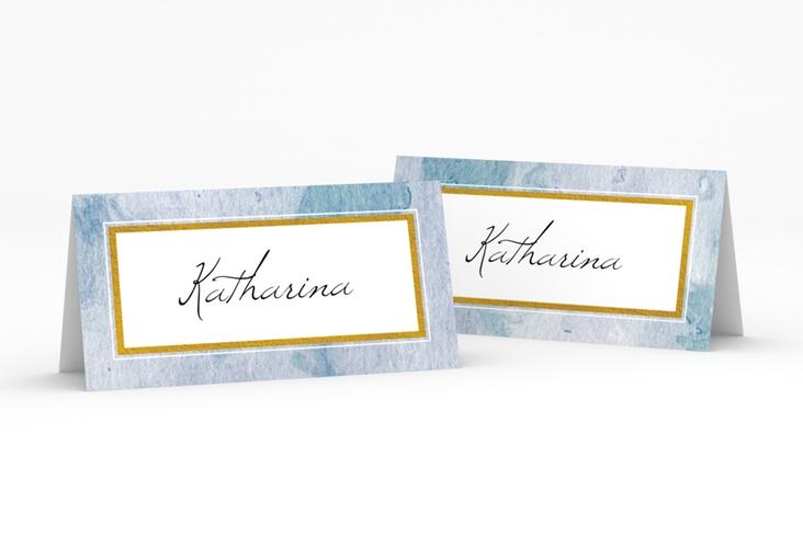 """Tischkarte Hochzeit """"Marble"""" Tischkarten"""