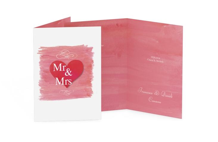 Libro messa matrimonio collezione Fuerteventura DIN A5 geklappt