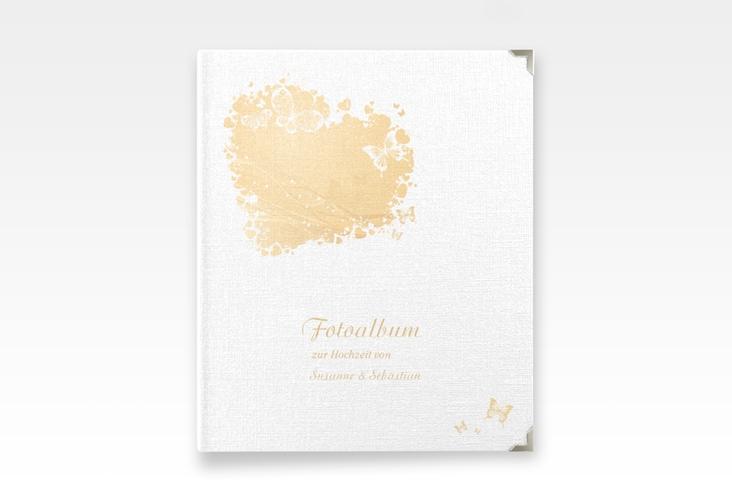 """Hochzeitsalbum """"Mailand"""" 21 x 25 cm beige"""