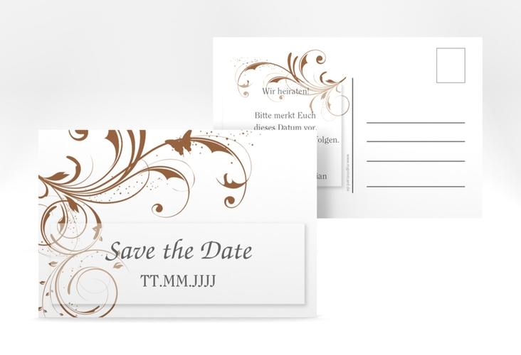 "Save the Date-Postkarte ""Palma"" A6 Postkarte"