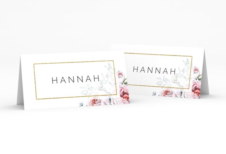 """Tischkarte Hochzeit """"Embrace"""" Tischkarten"""