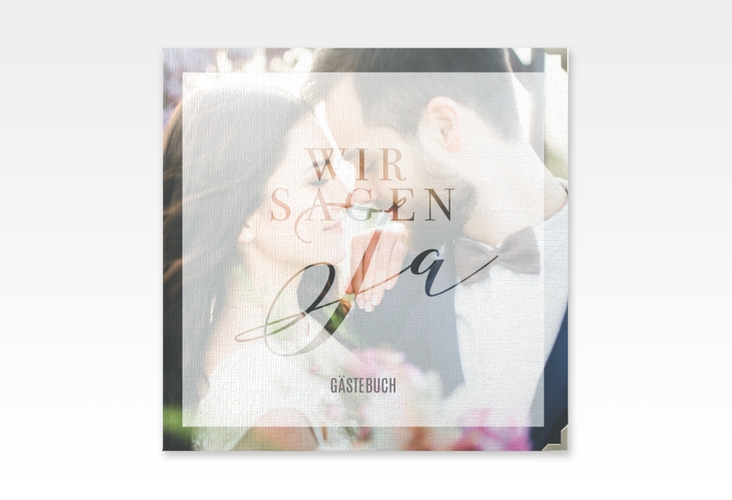 "Gästebuch Selection Hochzeit ""Amazing"" Hardcover"