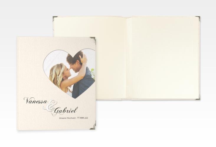 """Hochzeitsalbum """"Sweetheart"""" 21 x 25 cm"""