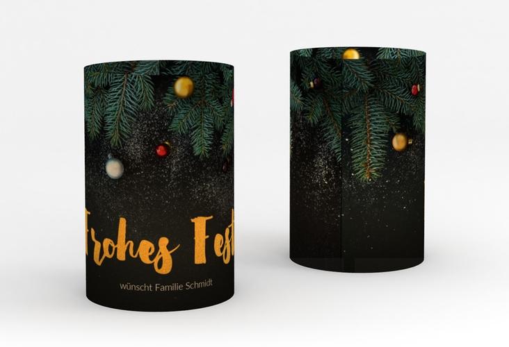 """Windlicht Weihnachten """"Weihnachtszauber"""" Windlicht"""