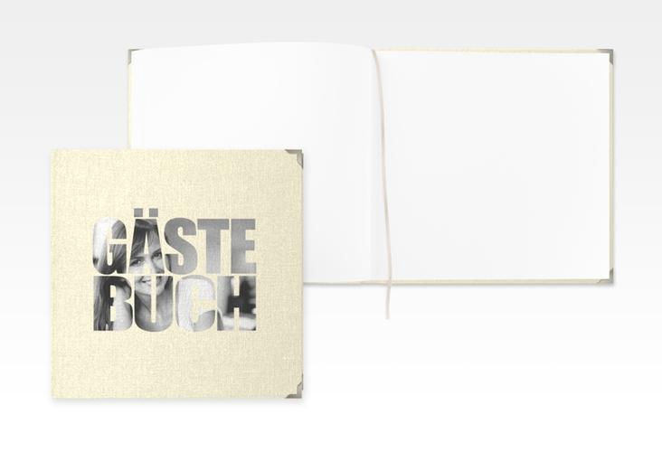"""Gästebuch Selection Geburtstag """"Jahreszahl"""" Leinen-Hardcover"""
