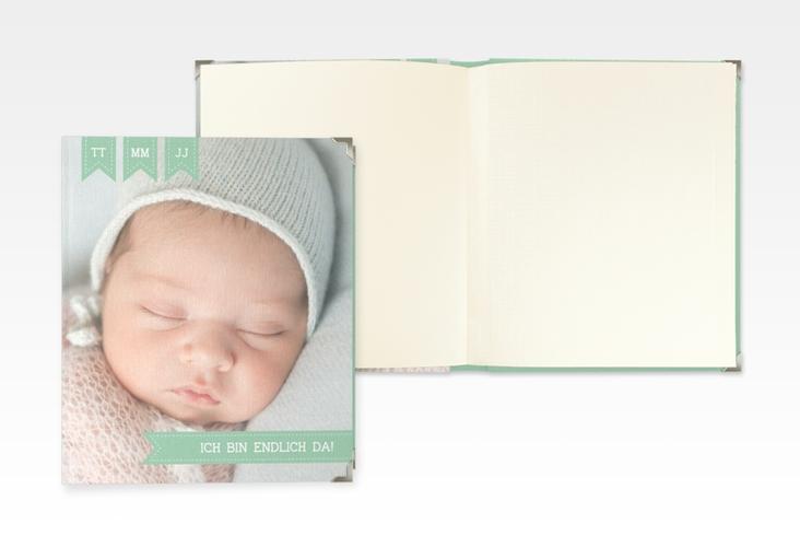 "Baby Fotoalbum ""Kinderlachen"" 21 x 25 cm"