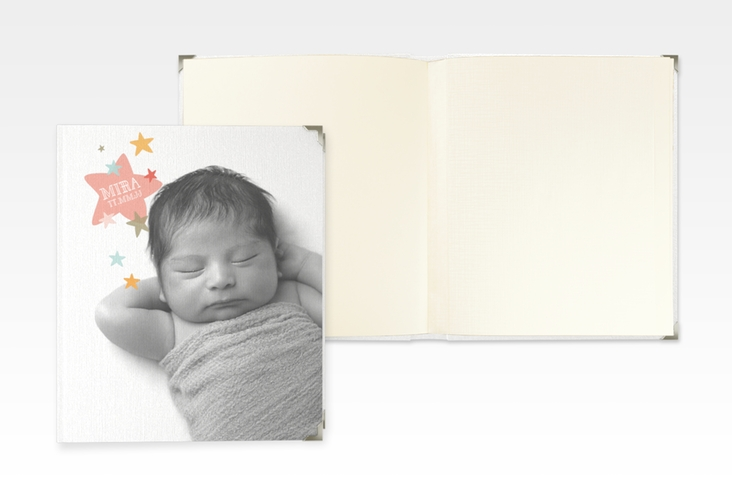 "Baby Fotoalbum ""Sternenhimmel"" 21 x 25 cm"