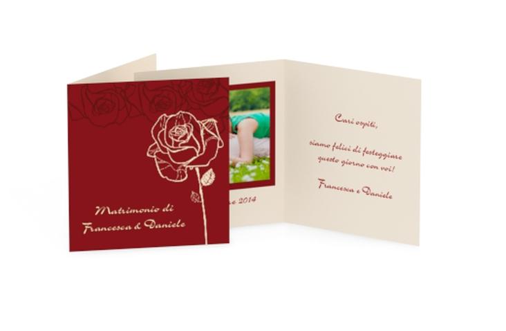 Biglietti Bomboniera matrimonio collezione Rimini Geschenkanhänger 10er Set