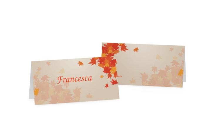 Segnaposti matrimonio collezione Prato Tischkarten