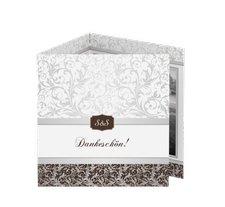 """Danksagungskarte Hochzeit """"Latina"""""""