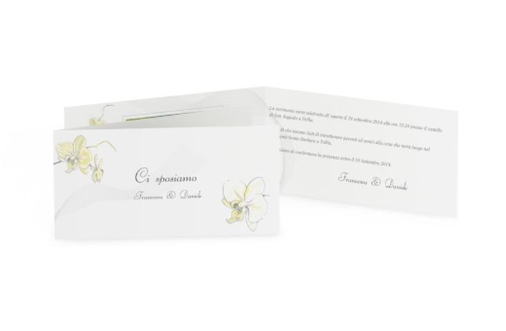 Inviti matrimonio collezione Modena DIN lang Klappkarte