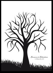 Hochzeitsbaum Henry