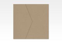 Umschlag Kraftpapier