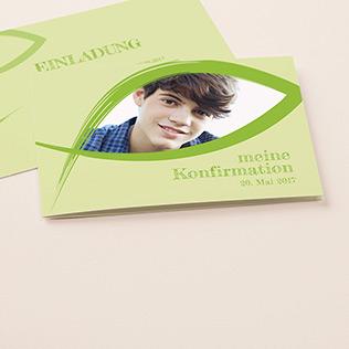 Konfirmationskarten von myprintcard