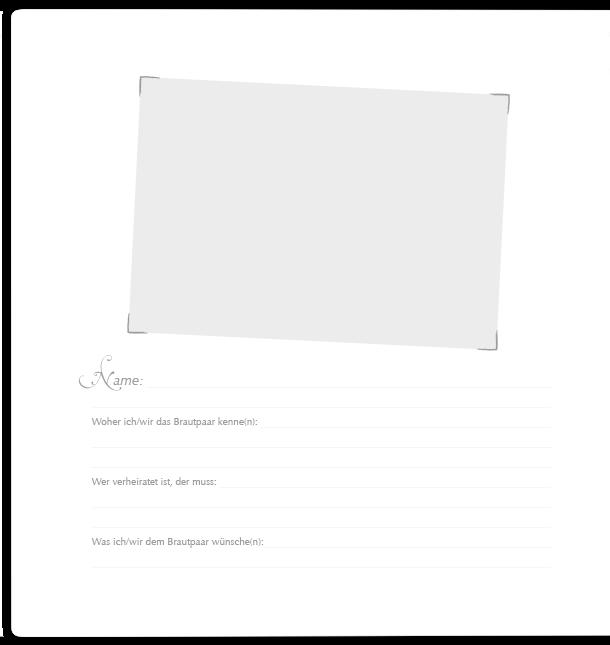 Gästebuch Seite 4