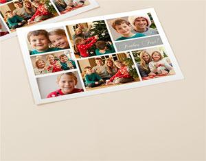 Weihnachtskarten von myprintcard