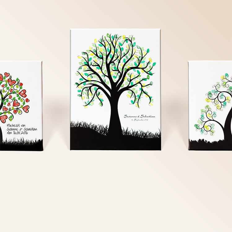 Wedding Trees von myprintcard