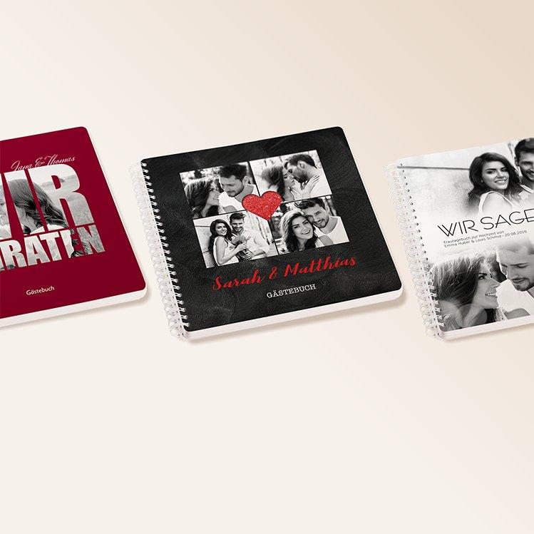 Gästebücher von myprintcard