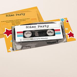 Partykarten von myprintcard