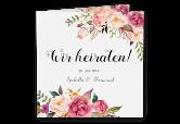 Hochzeitskarte von myprintcard