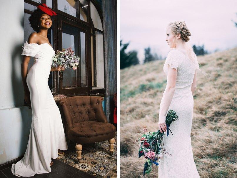 Brautkleider – Formen, Schnitte und Stile für Deinen ...
