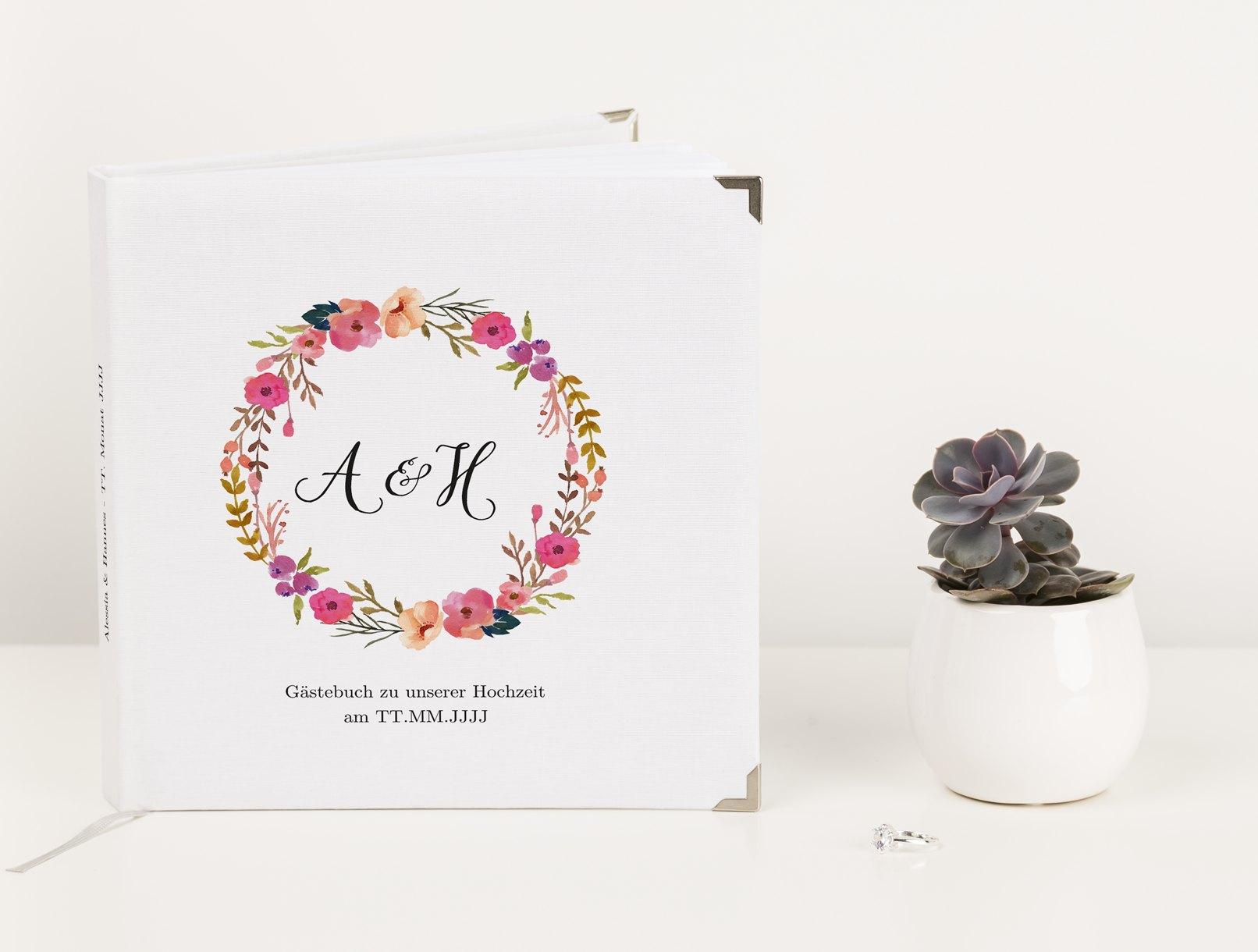 Der Gästebucheintrag Zur Hochzeit   Sprüche U0026 Beispiele