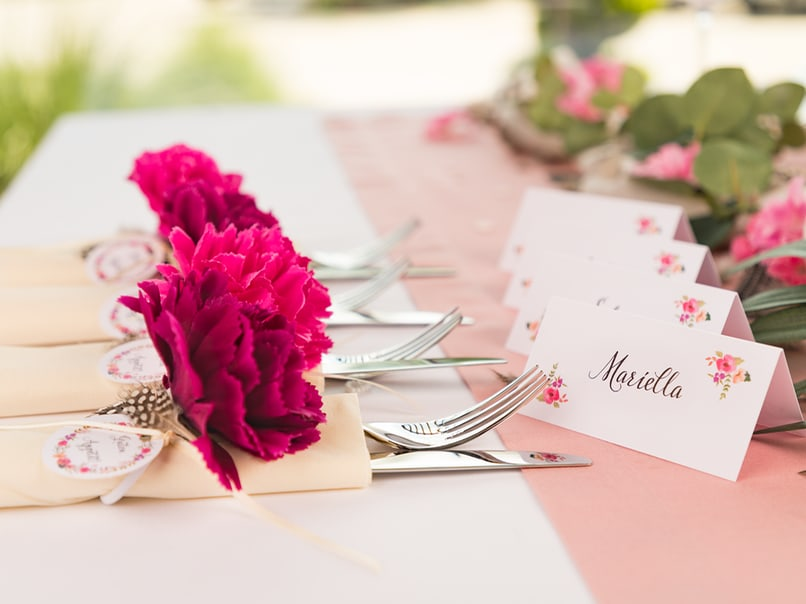 Serviettenringe Basteln Fur Die Hochzeit So Gelingt S Myprintcard