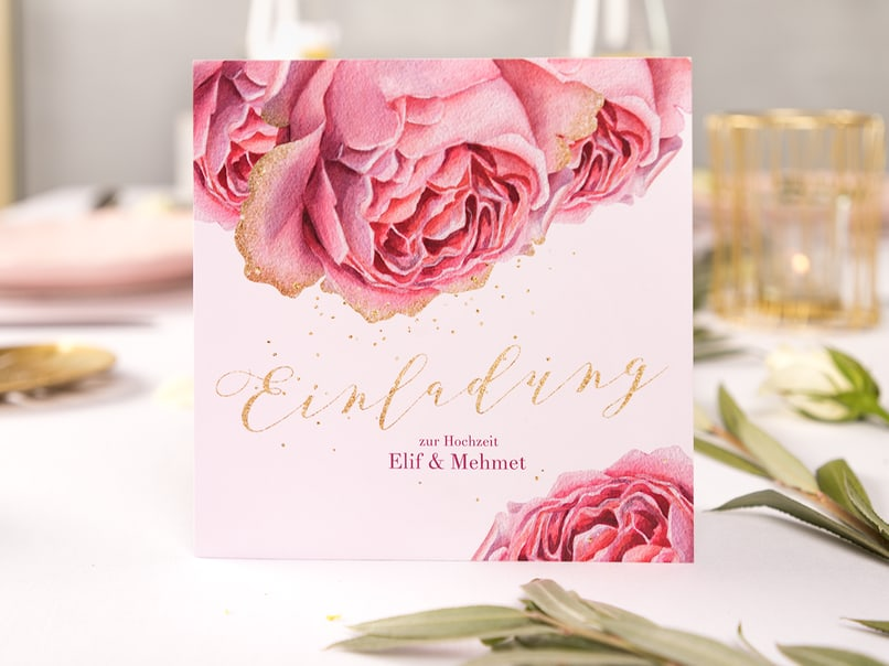 Die Hochzeitstrends 2019 Naturlich Romantisch Myprintcard