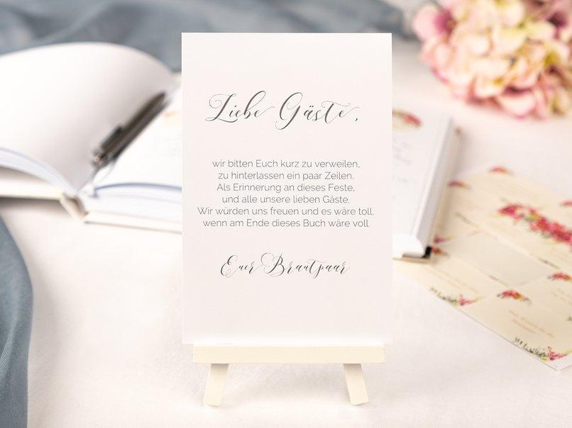 Spruch fürs gästebuch trauzeugen Hochzeitsgedichte: schöne