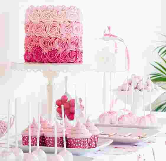 Candy Bar Hochzeit