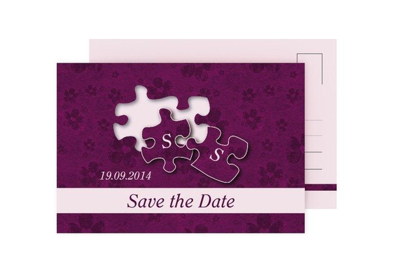 Save the Date-Karte Hochzeit Kollektion Ravensburg