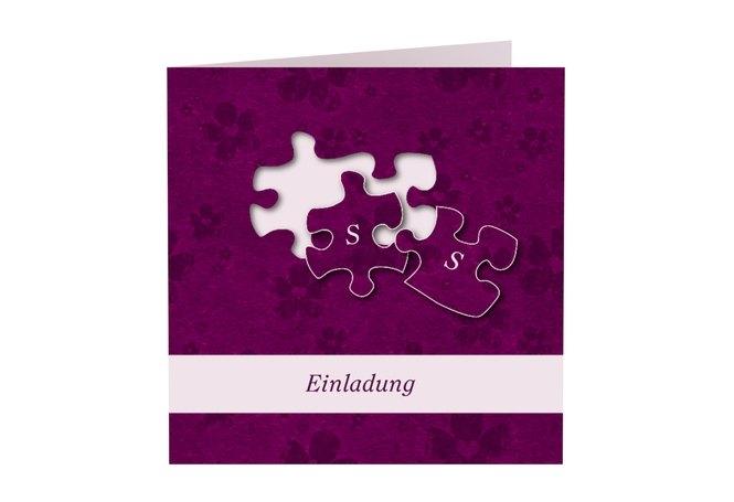 Einladungskarte Hochzeit Kollektion Ravensburg