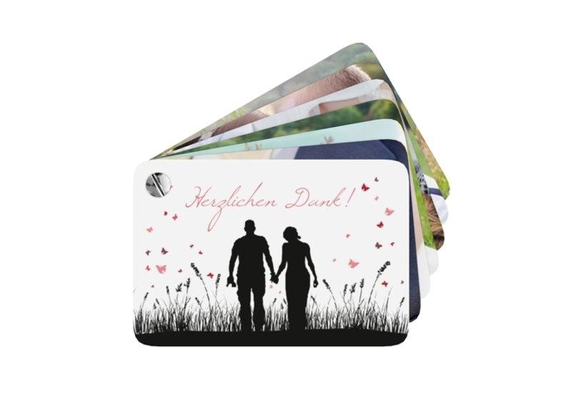 Schwarz Weiss Ausgefallene Scherenschnitt Hochzeitskarten Myprintcard