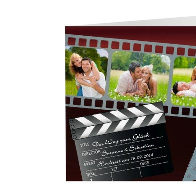 Einladungskarte Hochzeit Kollektion Bottrop